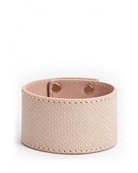 Розовый браслет от Mango