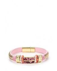 Розовый браслет от Vitacci