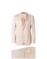 Розовый костюм от Corneliani