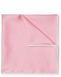Розовый нагрудный платок от Emma Willis