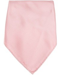 Розовый нагрудный платок от Lanvin