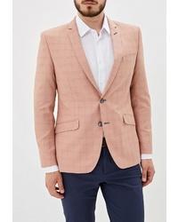 Мужской розовый пиджак от Absolutex