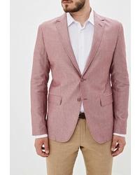 Мужской розовый пиджак от Bazioni