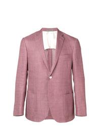 Мужской розовый пиджак от Corneliani