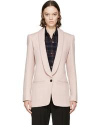 Женский розовый пиджак от Isabel Marant