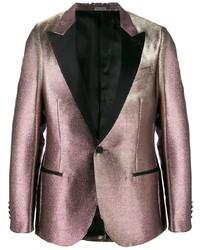 Мужской розовый пиджак от Lanvin