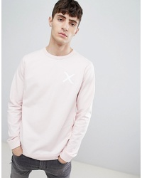 Мужской розовый свитшот от Clean Cut Copenhagen