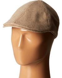Светло-коричневая кепка