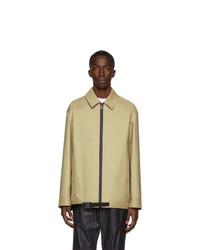 Светло-коричневая куртка харрингтон от 1017 Alyx 9Sm