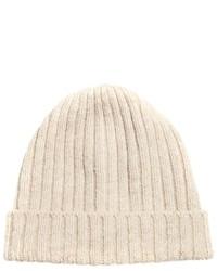Мужская светло-коричневая шапка от Asos