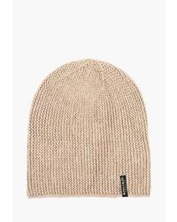 Мужская светло-коричневая шапка от Regarzo