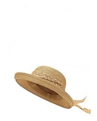 Женская светло-коричневая шляпа от Kawaii Factory