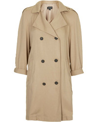светло коричневое пальто дастер original 11013296