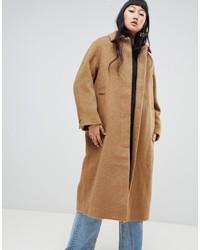 d8aa1475ac1 Купить женское пальто из мохера в интернет-магазине Asos - модные ...
