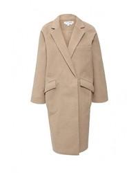 Женское светло-коричневое пальто от NATIVE YOUTH