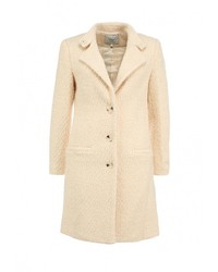Женское светло-коричневое пальто от Selected Femme