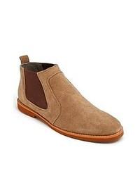 светло коричневые ботинки челси original 1949865