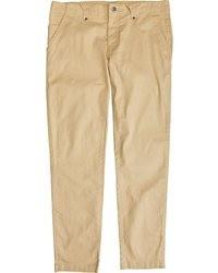 светло коричневые брюки чинос original 3402249