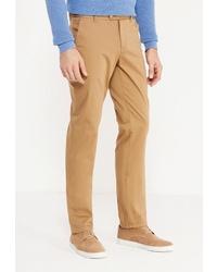 Светло-коричневые брюки чинос от Angelo Bonetti