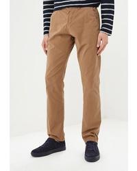 Светло-коричневые брюки чинос от BAWER