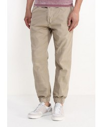 Светло-коричневые брюки чинос от Befree