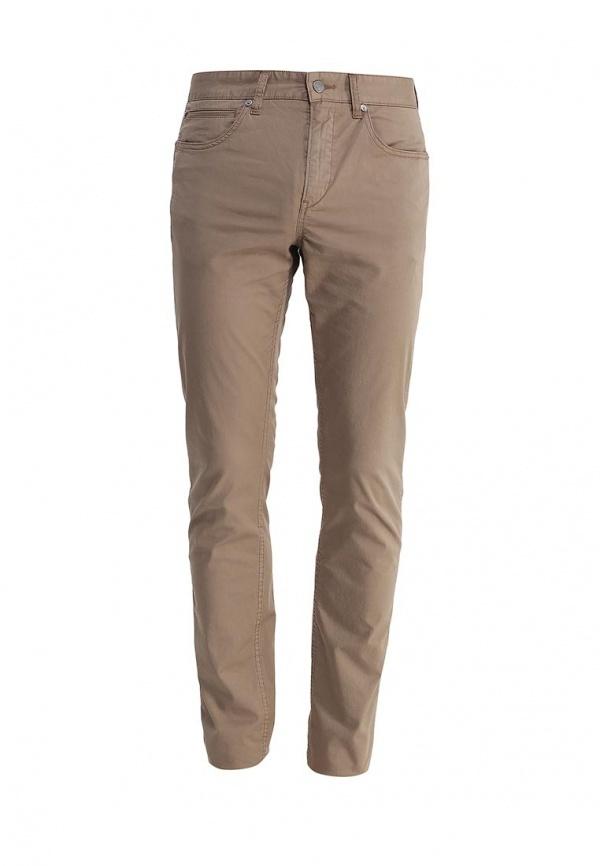 Светло-коричневые брюки чинос от Boss Green