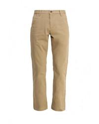Светло-коричневые брюки чинос от Dockers