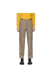 Светло-коричневые брюки чинос от Etro