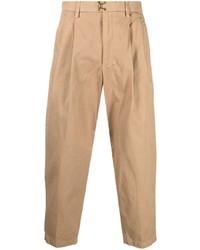 Светло-коричневые брюки чинос от Kolor