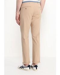 Светло-коричневые брюки чинос от Levi's