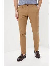 Светло-коричневые брюки чинос от Michael Kors