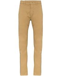 Светло-коричневые брюки чинос от Nudie Jeans