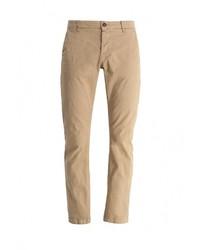 Светло-коричневые брюки чинос от Only & Sons