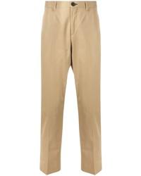 Светло-коричневые брюки чинос от Paul Smith