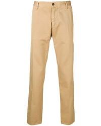 Светло-коричневые брюки чинос от President'S