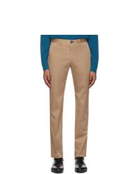 Светло-коричневые брюки чинос от Ps By Paul Smith
