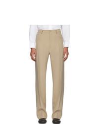 Светло-коричневые брюки чинос от Random Identities