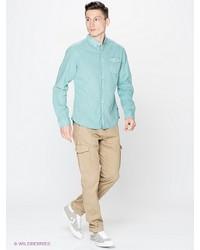 Мужские светло-коричневые брюки чинос от s.Oliver