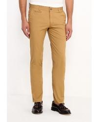 Светло-коричневые брюки чинос от STENSER
