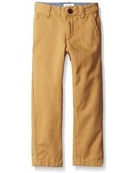 Светло-коричневые брюки