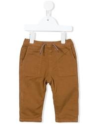 Детские светло-коричневые брюки для мальчику от Paul Smith