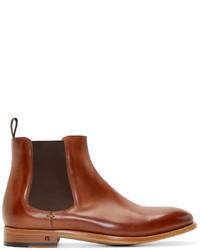 cc6f8f0a Купить мужские светло-коричневые ботинки челси Paul Smith - модные ...