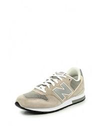 Мужские светло-коричневые кроссовки от New Balance