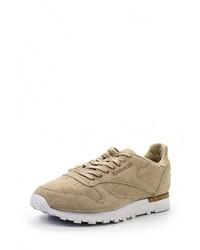 Мужские светло-коричневые кроссовки от Reebok Classics