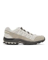 Мужские светло-коричневые кроссовки от Salomon