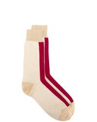 Мужские светло-коричневые носки от Marni