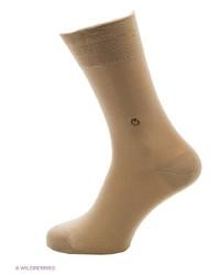 Мужские светло-коричневые носки от OPIUM