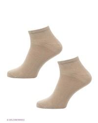 Мужские светло-коричневые носки от Skinija