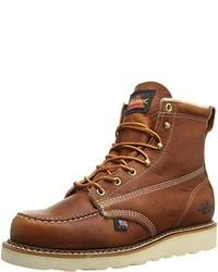 светло коричневые рабочие ботинки original 11313294