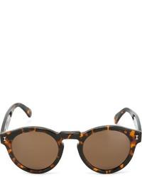 Женские светло-коричневые солнцезащитные очки от Illesteva